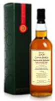 Whisky Captain Burn Glenallachie 2008