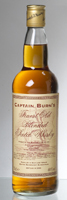 Whisky Captain Burn s Highland Scotch 4 Ans