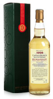 Whisky Captain Burn Ben Nevis 1998