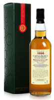 Whisky Captain Burn Bowmore 1998