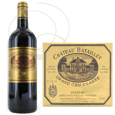 Château Batailley 2010