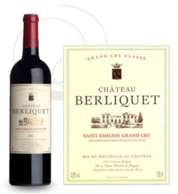 Chateau Berliquet 2015