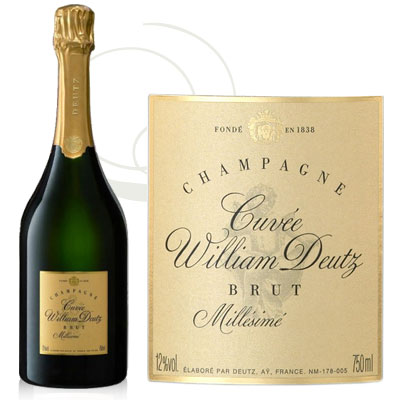 Champagne  Cuvée William 1999