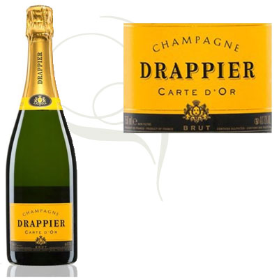 Champagne  Carte d Or