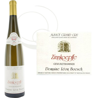 Gewurztraminer Vendanges Tardives Grand Cru Zinnkoepfle 2013