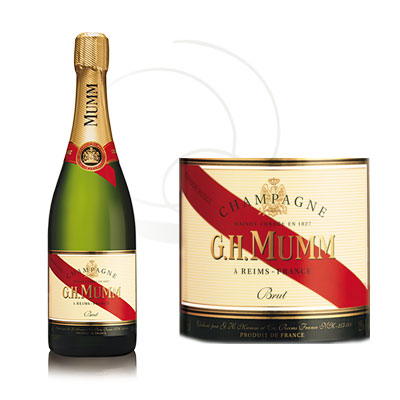 Champagne  Cordon Rouge