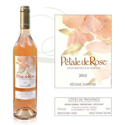 Pétale de Rose Chateau La Tour de l Eveque 2017