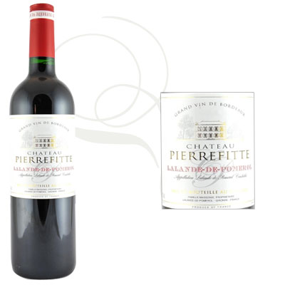 Chateau Pierrefitte 2015