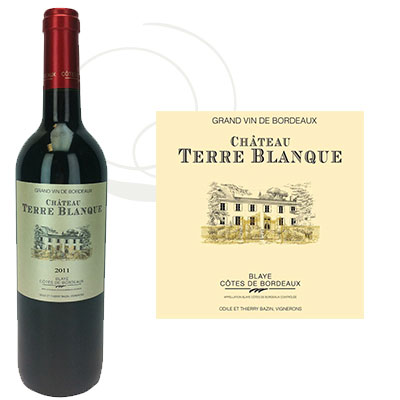 Chateau Terre Blanque 2013