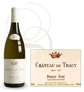 Chateau de Tracy 2017